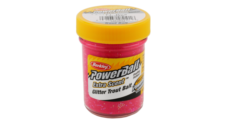 Berkley Powerbait Glitter Trout Bait - STBGFR