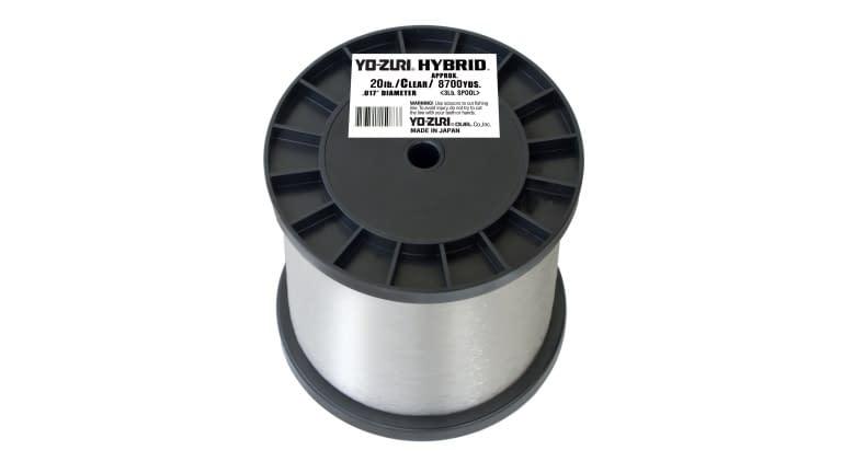 Yo-Zuri Hybrid 3lb Spool - 20HB 3PCL