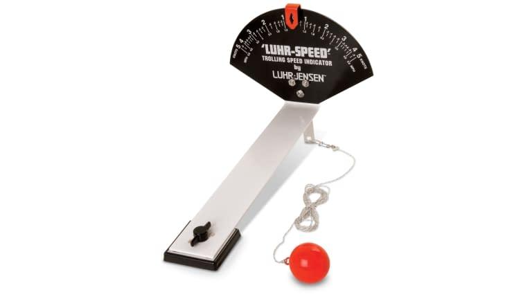 Luhr-Jensen Trolling Speed Indicator