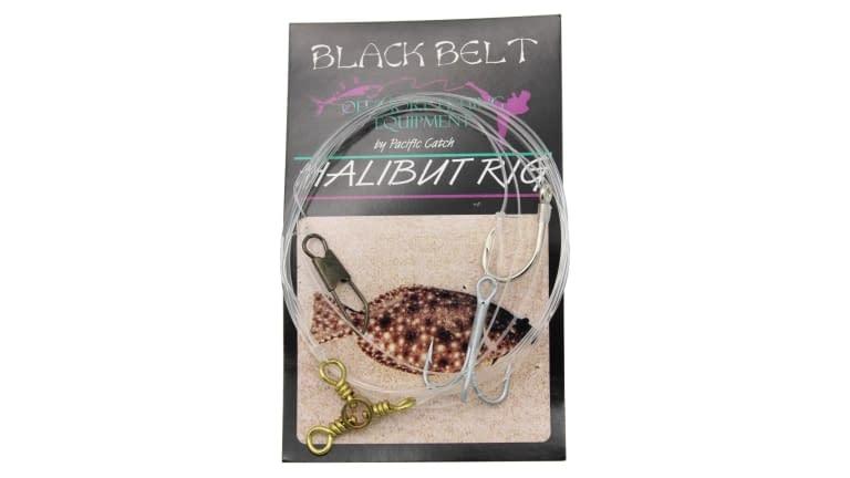 Black Belt Halibut Trap Rigs