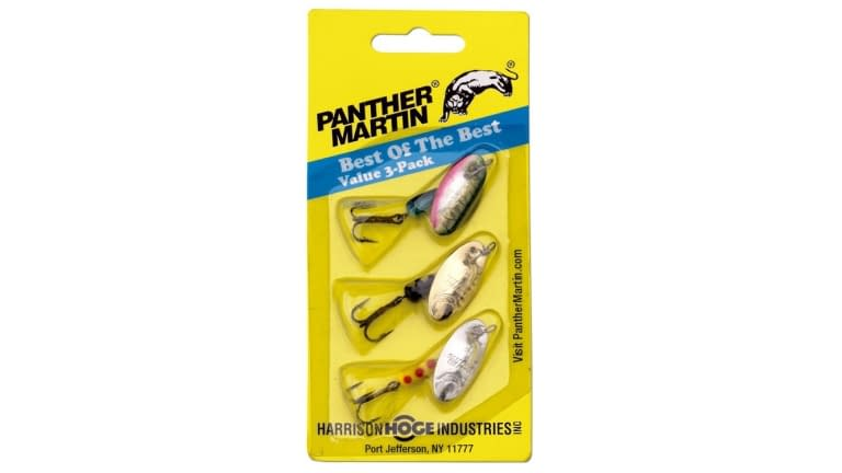 Panther Martin Best of the Best 3-Pack Kit