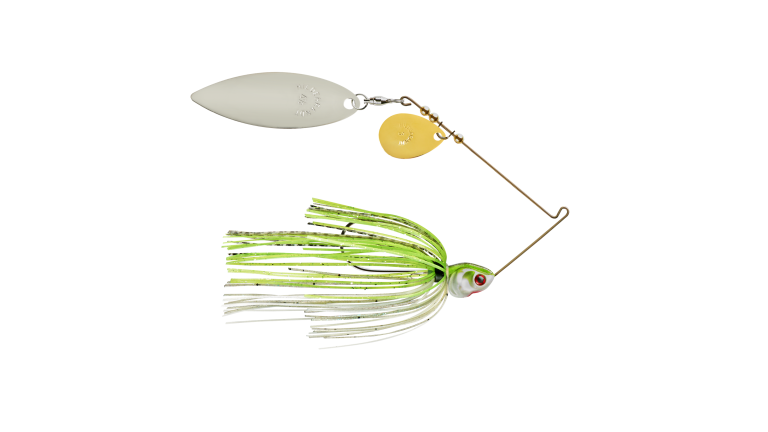 Booyah Covert Series Spinnerbaits - BYCVS38GNT726