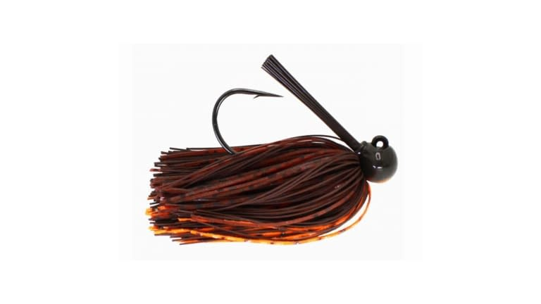 Dobyns Football Jigs - BRN/OR