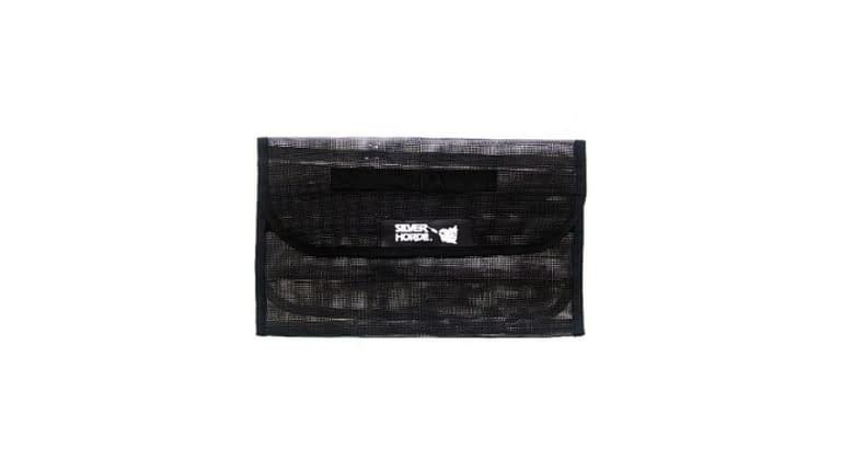 Silver Horde Flasher Bag 6 Pocket