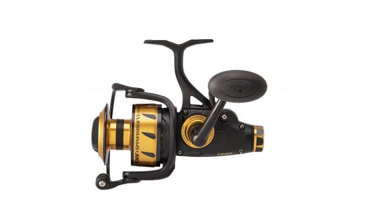 Penn Spinfisher VI Live Liner Spinning
