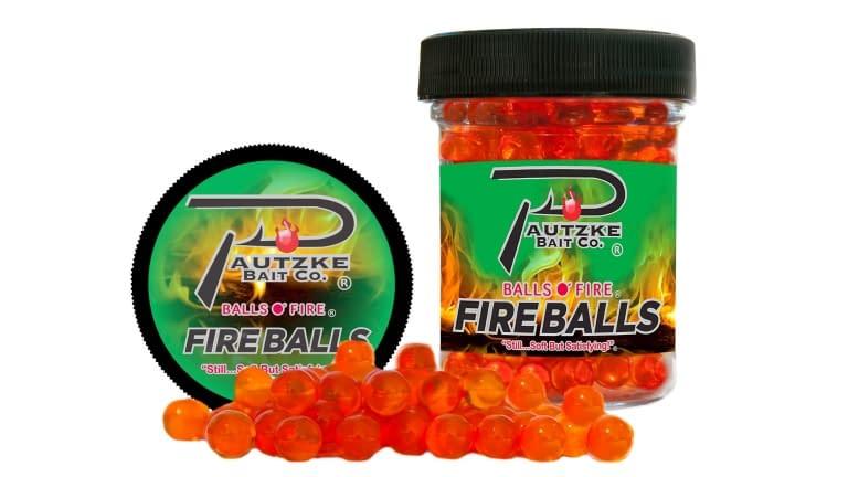 Pautzke Fire Balls - PFBLS/CHINOOK