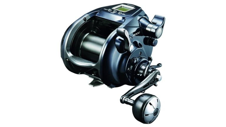 Shimano Forcemaster A 9000 Electric Reel