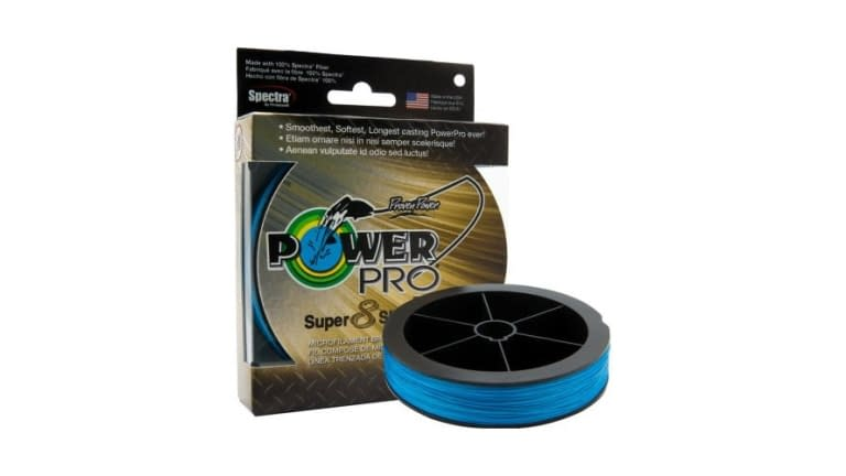 Power Pro Super Slick V2 150yd Spools - 31500100150A